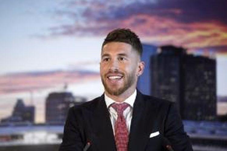 Bek Real Madrid, Sergio Ramos.