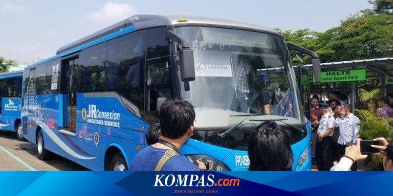 BKSL Evaluasi JR Connexion dari Bogor, Mulai Diminati Masyarakat