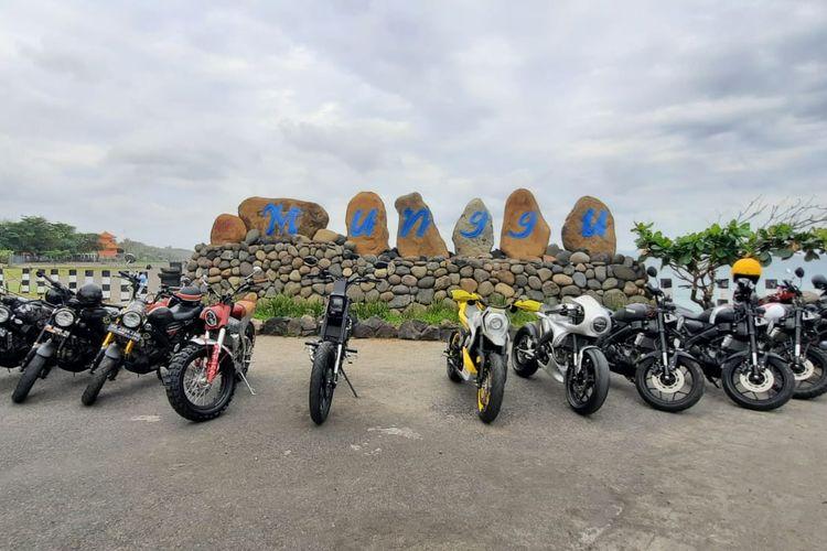 Riding XSR 155 Sambil Menikmati Keindahan Pulau Dewata