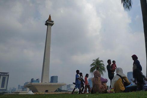 Kualitas Udara Jakarta dan Depok Pagi Ini Tak Sehat, Bekasi Lebih Buruk