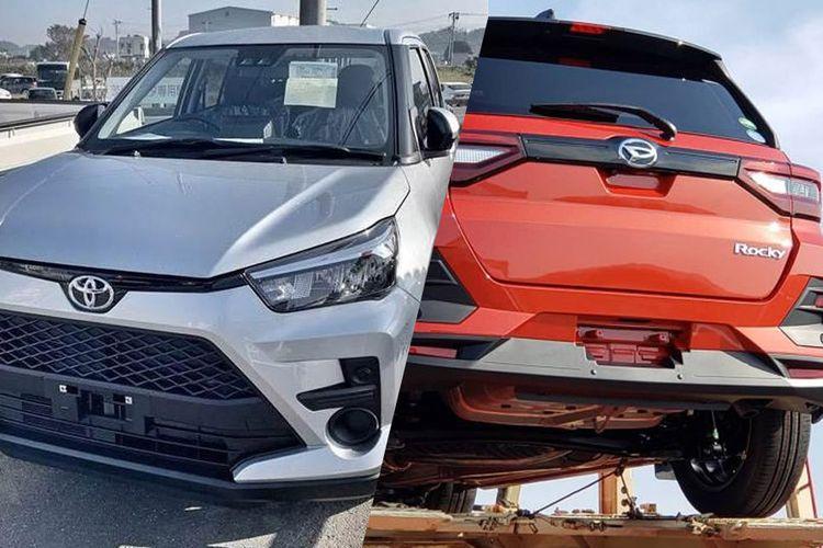 Toyota Raize dan Daihatsu Rocky jadi model baru yang ramai diperbincangkan usai Tokyo Motor Show 2019.