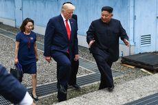 Media Korea Utara Sebut Kim Jong Un dan Trump Punya Hubungan