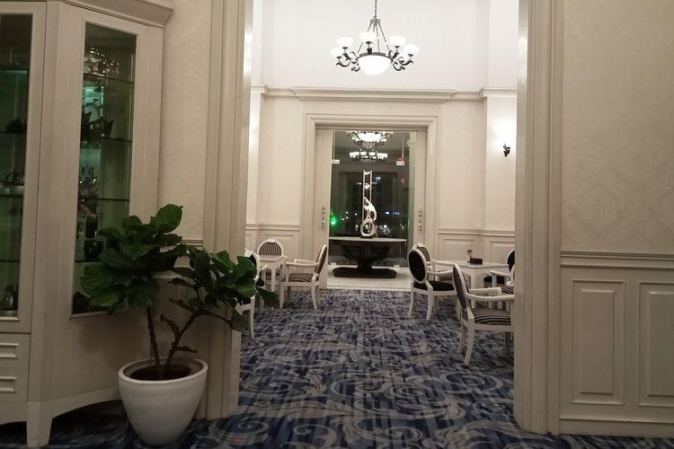 DHeritage Balai Kota, kafetaria bernuansa Eropa klasik Grand Cityhall, Senin (21/12/2020)