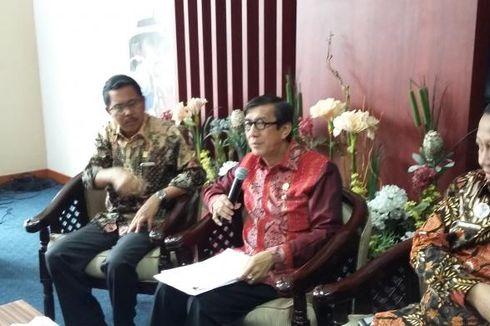 SK Perpanjangan Pengurus Golkar Munas Riau untuk Legalitas Munaslub