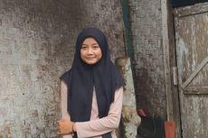 Curhat ke Dedi Mulyadi, Pelajar yang Hidup Sebatang Kara di Gubuk Reyot Sampaikan Keinginan Ini