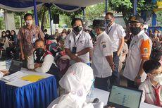 4 Hari, Waskita Gelar Vaksinasi Massal di Kelurahan Cipinang Cempedak