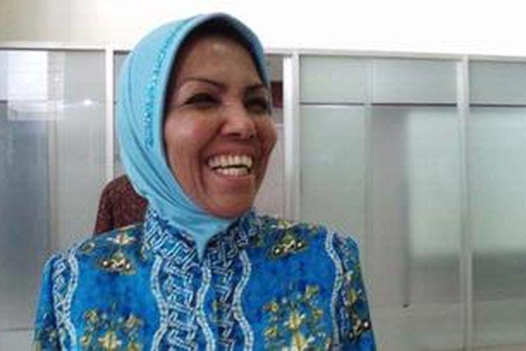 Ketua Fraksi Partai Demokrat Nurhayati Ali Assegaf.