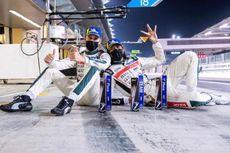 Cerita Sean Galael Setelah Memenangkan Race 3 ALMS Abu Dhabi