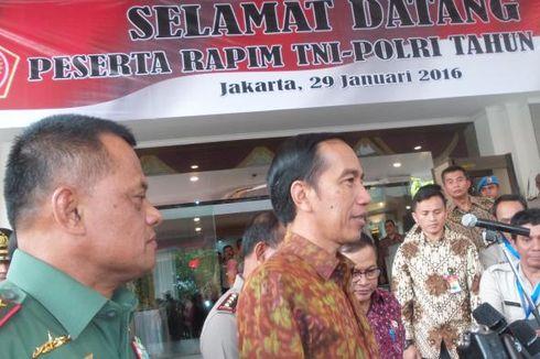 Jokowi: Cek Harga Pangan, Apa Ada yang Bermain?