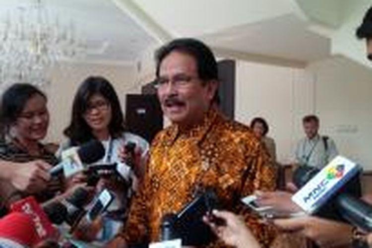 Menteri Koordinator Bidang Perekonomian Sofyan Djalil.
