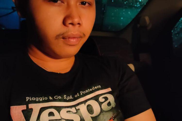 Denny Hendrianto (22) pelaku pelecehan seksual terhadap seorang ibu berusia 38 tahun di Bekasi Utara, ditangkap polisi, Jumat (17/1/2020).