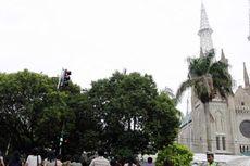 Satu Gereja di Jakarta akan Dijaga 10 Satpol PP
