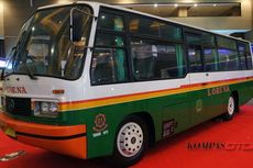 Etalase Industri Karoseri Bus, Truk, dan Kendaraan Niaga
