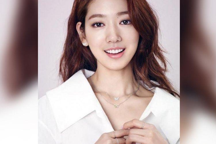 Rahasia tubuh sehat dan ideal ala Park Shin Hye.