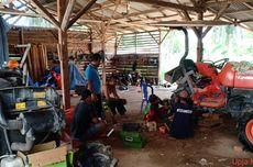 Mentan Dukung Kabupaten Sukabumi Genjot Produksi Pertanian dengan Alsintan
