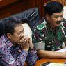 Rapat Bersama Komisi I, Panglima TNI Minta Anggaran Bencana