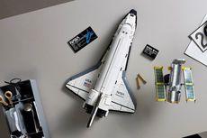 Lego Rilis Model Pesawat Ulang Alik Discovery Lengkap dengan Teleskop Hubble