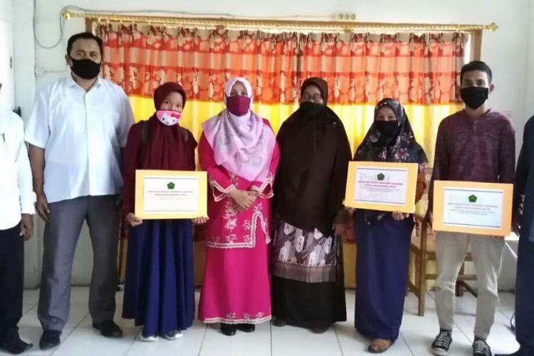 Sekolah Tinggi Agama Islam Negeri (STAIN) Teungku Dirundeng Meulaboh memberikan subsidi kuota internet edukasi untuk 1.500 mahasiswa aktif semester genap 2019/2020.