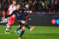 Red Star Belgrade Vs Bayern, Lewandowski Catat Quattrick Tercepat