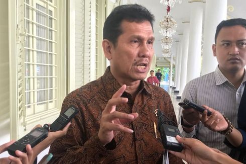 Sekjen PDI-P Apresiasi Asman Abnur yang Berniat Mundur dari Kabinet