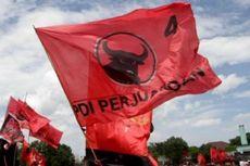 Bendera PDI-P Dibakar,