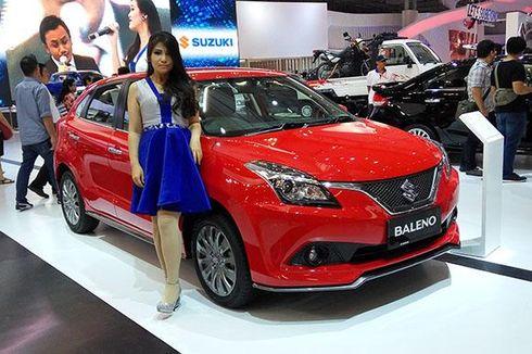 Suzuki Baleno Hatchback dan Persiapan Suzuki