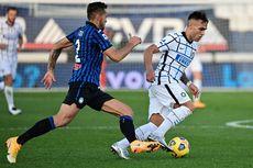 Atalanta Vs Inter Milan, Gol Miranchuk Buyarkan Kemenangan Nerazzurri