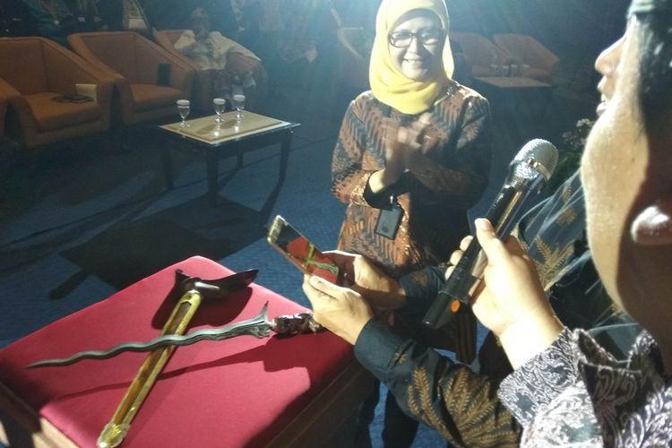 Aplikasi My Keraton sebagai jawaban Keraton Nusantara untuk menyongsong era digital.