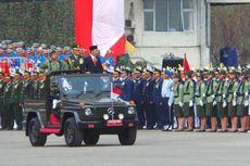 Jokowi Minta TNI Jaga Kemajemukan
