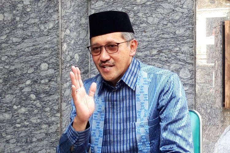 Deputi Gubernur Bank Indonesia (BI) Dody Budi Waluyo