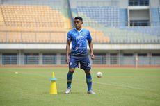Febri Optimistis Tatap Lanjutan Liga 1 2020 bersama Persib