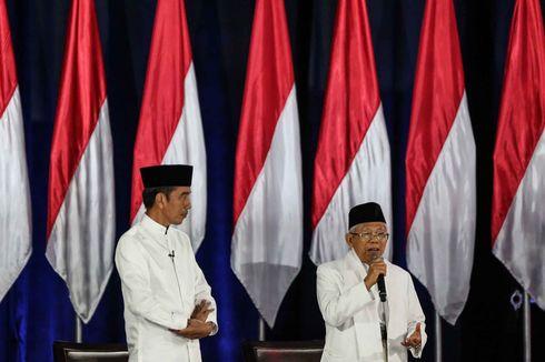 Jokowi-Maruf Unggul Telak di dalam Pemungutan Suara Ulang di TP 07 Pontianak