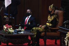 Di Sidang Tahunan MPR, Jokowi Laporkan Kinerja MK, KY, dan MA