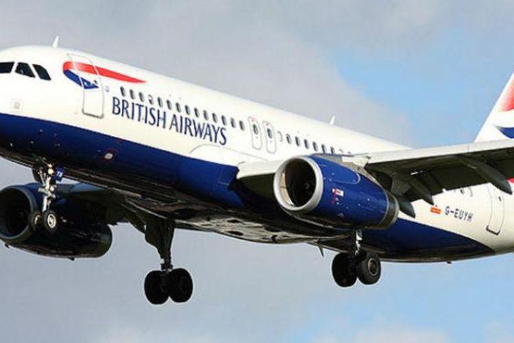 Airbus A320 British Airways.