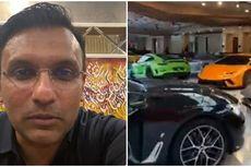 Pamer Garasi Penuh Mobil Mewah, Ketua Pemuda UMNO: Saya Bukan Wakil Rakyat