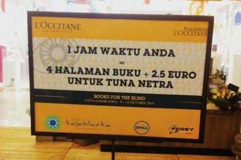 Yuk, Mengetik Ulang Buku untuk 4 Juta Tunanetra di Indonesia