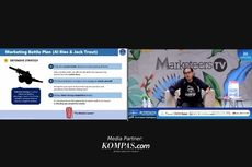 Lewat Webinar #RUN21RUN, MarkPlus Tegaskan Pentingnya Mengenali Kompetitor Bisnis