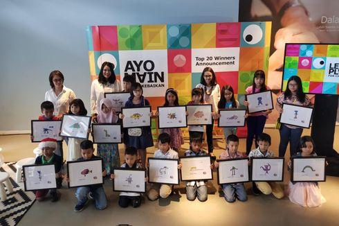 20 Desain Boneka dari Anak Indonesia Ikut Lomba Internasional IKEA