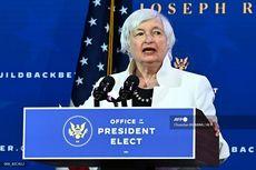 Janet Yellen, Wanita Pertama yang Jadi Menteri Keuangan AS