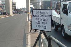 Ingat, Mulai Hari Ini Ganjil Genap di Jakarta Kembali Berlaku