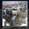 Lelang Borongan 13 Unit Motor Bekas Dinas di Bali, Limit Rp 4 Jutaan