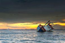Kapal Tenggelam Dihantam Gelombang, 5 Penumpang Hilang, 1 Selamat