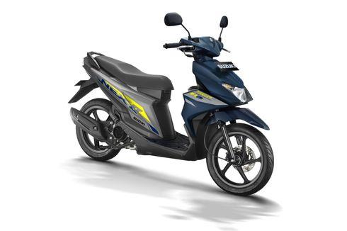 Tak Cuma Address, Suzuki Juga Segarkan Nex II