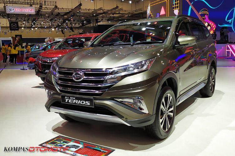 Daihatsu Terios di GIIAS 2019