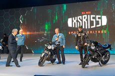 Yamaha XSR155 Ibarat Motor Custom tapi Pabrikan