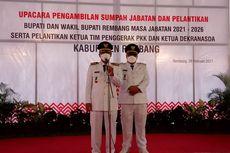 Program 100 Hari Kerja Bupati Rembang, Fokus Perbaiki Jalan Berlubang