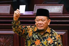 Presiden Jokowi Jadi Saksi Nikah Putri La Nyalla di Surabaya
