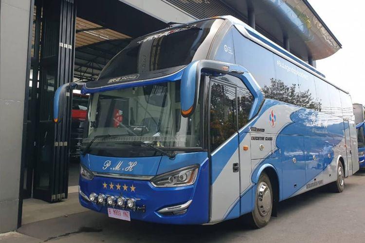 Bus AKAP baru PO PMH