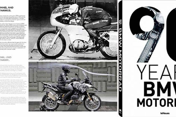 Buku 90 Years of BMW Motorrad dijual Rp 540-ribuan di Amazon.