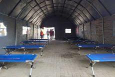 BOR Capai 76 Persen, RS Rujukan Covid-19 di Kalsel Mulai Dirikan Tenda Darurat